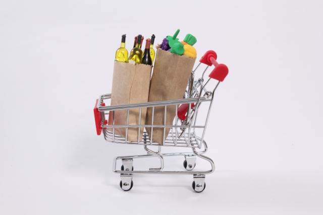 お買い物メモ。底値はいくら。